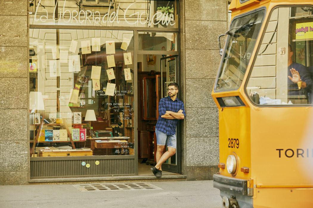 Libreria del Golem